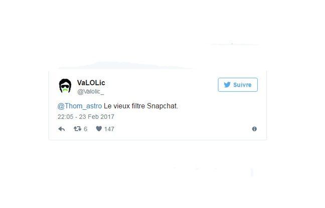 Réponse à un tweet de Thomas Pesquet sur une théorie du complot