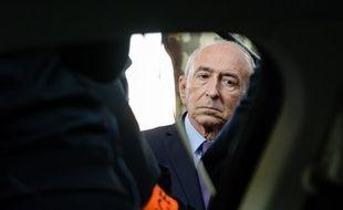 Gérard Collomb est de nouveau maire de Lyon depuis novembre 2018. (archives)