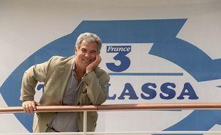 Georges Pernoud aura présenté «Thalassa» pendant près de 42 ans.