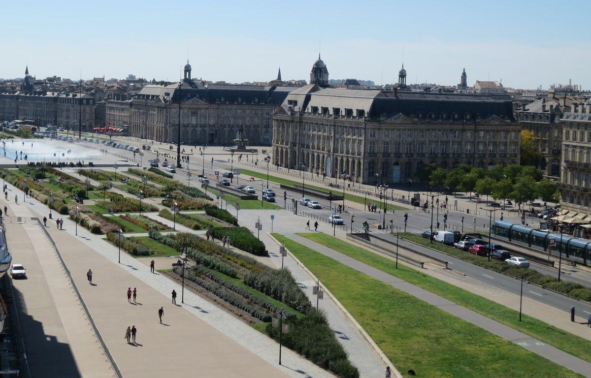 A Bordeaux le 29 septembre 2015, vue depuis les quais de Bordeaux. – E.Provenzano / 20 Minutes