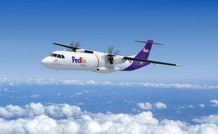 En 2017, FedEx Express a commandé 30 ATR 72-600, assortie de 20 options.