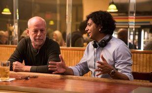 M. Night Shyamalan dirige Bruce Willis dans Glass