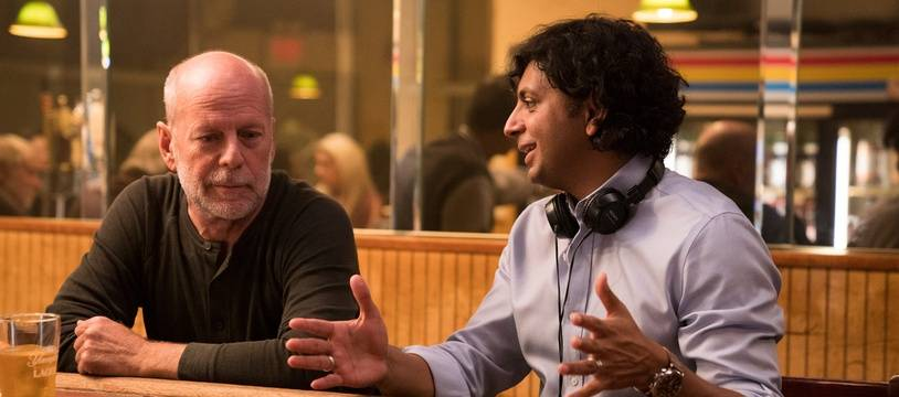 M. Night Shyamalan dirige Bruce Willis dans Glass