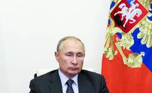 Le président russe depuis 2000, Vladimir Poutine (sauf entre 2008 et 2012).