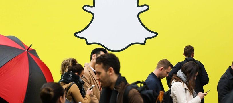 Snapchat a une équipe dédiée à la vérification des publicités politiques.