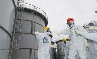 Les niveaux de radioactivité des eaux souterraines sont montés en flèche à la centrale endommagée de Fukushima près du réservoir duquel ont fui 300 tonnes d'eau radioactive en août, a annoncé la compagnie japonaise Tepco.
