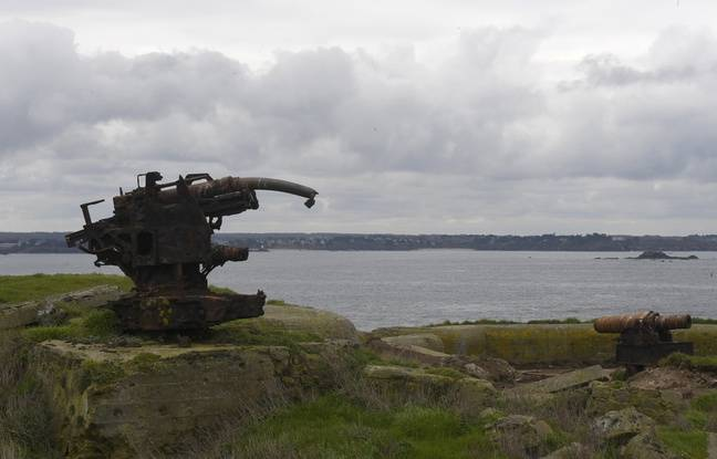 Ille-et-Vilaine: Les tempêtes font remonter des balles de fusil sur une île au large de Saint-Malo