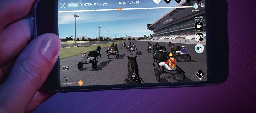 L'application Epiqe Tracking pour vivre les courses hippiques comme un jeu vidéo.