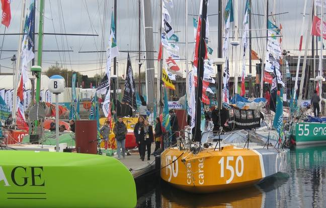 VIDEO. Route du Rhum : Saint-Malo a vu défiler 1,3 million de visiteurs