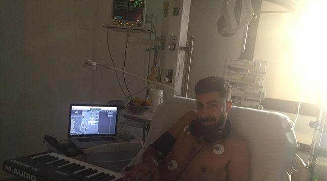 VIDEO. Var: Un artiste cartonne avec «le groove de la 510», un clip tourné dans sa chambre d'hôpital
