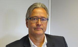 Lille, le 15 septembre 2016 - Paul Mousty, directeur general d'Ileo