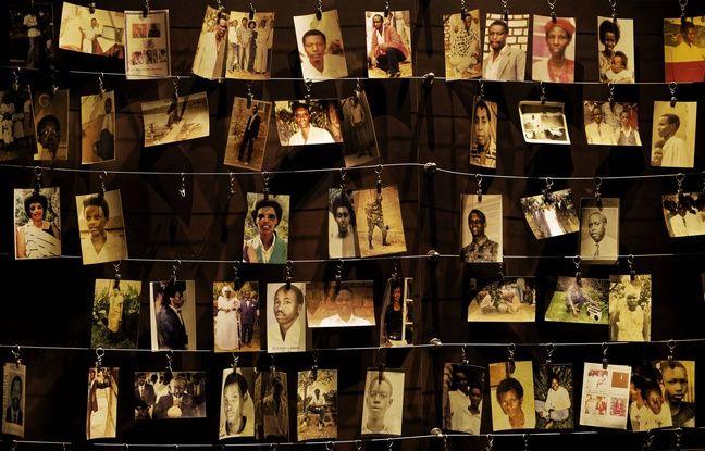 648x415 des photos de victimes au memorial du genocide rwandais a kigali le 5 avril 2019