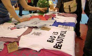 Le Salon planète durable s'est déroulé les 4 et 5 avril à Paris.