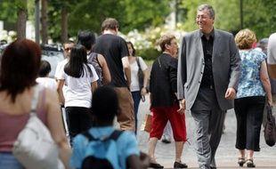 """Jugé pour """"fraude fiscale"""", Patrick Balkany a été élu maire de Levallois-Perret pour la première fois en 1983."""
