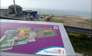"""""""Le principe d'une lettre d'intention"""", signée entre le groupe nucléaire français Areva et son partenaire chinois CGNPC (China Guangdong Nuclear Power Corp.) """"reste acté mais la date reste à décider"""", a indiqué cette source à l'AFP."""
