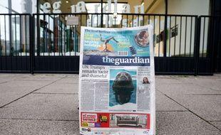 Le quotidien britannique The Guardian a annoncé la suppression de 180 emplois (illustration).