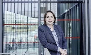 Stéphanie Trouillard, journaliste à France 24