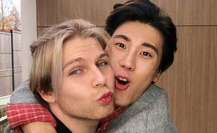 Jason et Hwi Hyun sont regardés par plus d'un million d'abonnés sur TikTok