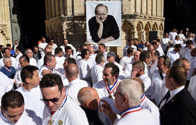 Joël Robuchon: A Poitiers, un dernier hommage rendu au pape de la gastronomie