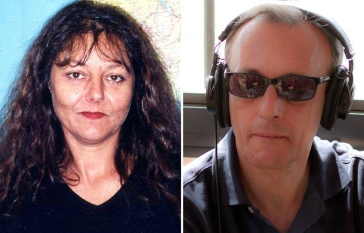 Claude Verlon et Ghislaine Dupont, les deux journalistes de RFI tués au Mali le 2 novembre 2013. – RFI / AFP