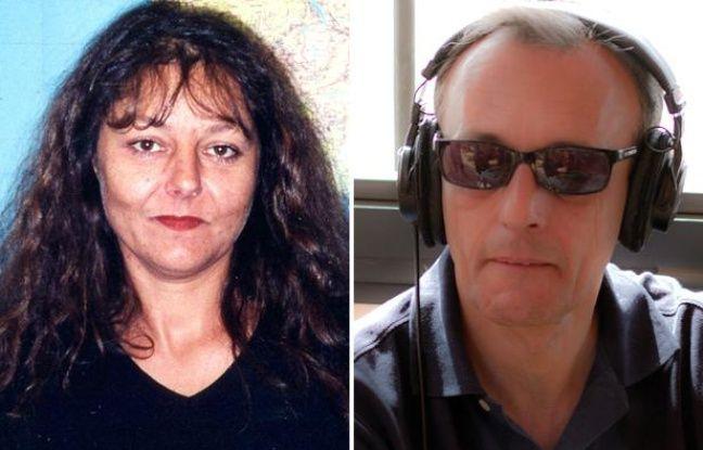 Claude Verlon et Ghislaine Dupont, les deux journalistes de RFI tués au Mali le 2 novembre 2013.