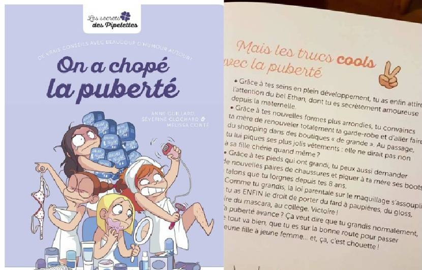 on a chopé la puberté pdf