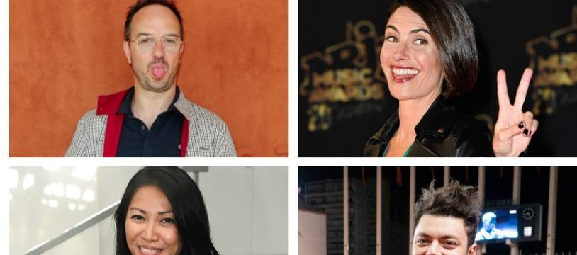 Kev Adams, Anggun, Alessandra Sublet et Jarry seront les jurés de «Mask Singer».