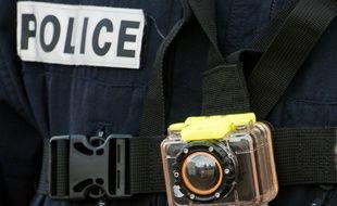 Christophe Castaner veut accélérer le déploiement des caméras piéton (illustration)