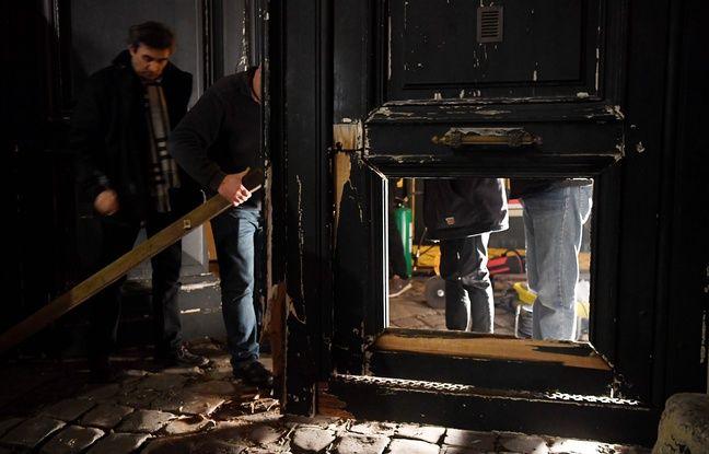 Samedi 5 janvier 2019, en marge de la manifestation des « gilets jaunes » à Paris, plusieurs personnes ont vandalisé la cour du secrétariat d'Etat après en avoir défoncé la grille.