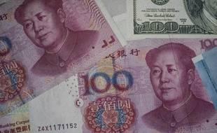 Des billets de banque hongkongais (illustration).