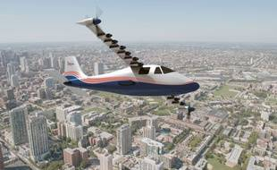 L'avion expérimental de la NASA va bientôt prendre son envol