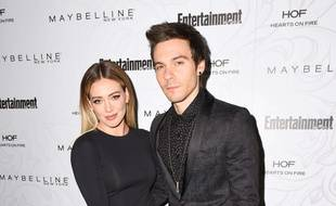 Matthew Koma et Hilary Duff à Los Angeles.