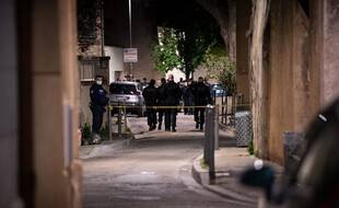 A Avignon, un policier en service a été tué mercredi 5 mai 2021.