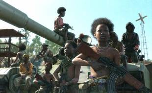 Une image extraite d'un trailer du jeu «Metal Gear Solid V: The Phantom Pain», utilisé par erreur pour illustrer un sujet sur les enfants soldats.