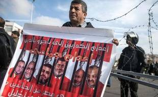 Le président islamiste destitué Mohamed Morsi a comparu samedi de nouveau devant les juges dans un procès lié à la mort de manifestants lors de violences sous sa présidence à laquelle l'armée a brutalement mis fin il y a sept mois en Egypte.
