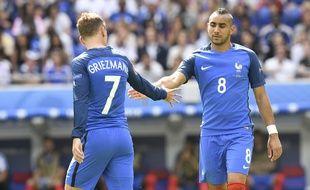 Antoine Griezmann et Dimitri Payet, les deux Français les plus en forme dans cet Euro 2016.