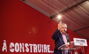 Pierre Laurent à la Fête de l'Huma, le 16 septembre 2017.