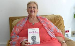 Maiko Ressiguie raconte dans un livre son histoire après un régime qui lui a fait perdre 200kg. Le 12 juin à Paris.
