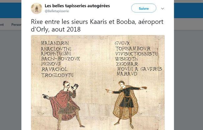 Réaction d'internautes à la bagarre entre Booba et Kaaris (4)