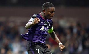 Lors du match aller contre Lille, le capitaine du TFC Max-Alain Gradel avait marqué sur penalty, le 19 octobre 2019 au Stadium de Toulouse.