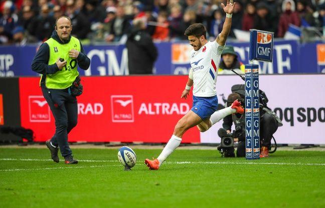 XV de France: Le match contre les Fidji aura finalement lieu à Vannes