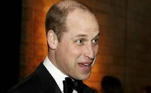 Le Prince William le 4 avril 2019