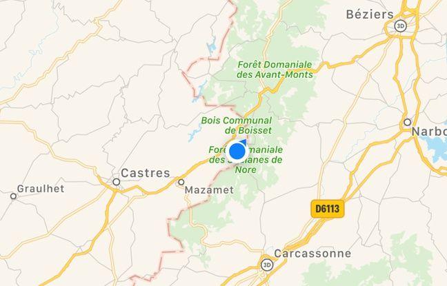 J'étais là, pas du tout à 30 bornes de Toulouse donc.