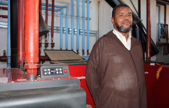Youssef Laabid, président de l'Association des propriétaires de hammams de la région de Marrakech, le 11 octobre 2016.