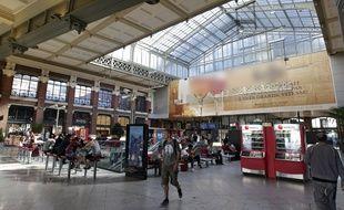 Illustration de la Gare de Lille Flandres (Archives).