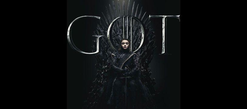 L'une des images promotionnelles de la saison 8 de «Game of Thrones».