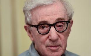 Woody Allen, le 2 juillet 2019 à Milan.