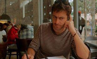Photo prise en Colombie, en 2011, de Roméo Langlois, le journaliste de France 24 disparu