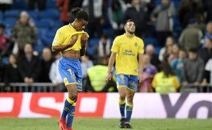 Loïc Rémy ne devrait plus reporter le maillot de Las Palmas.