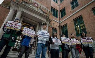 Les domestiques philippines et indonésiennes à Hong Kong jouent leur va-tout à partir de ce mardi devant la justice de la mépagole financière qui leur refuse un permis de séjour permanent auquel peuvent prétendre les autres travailleurs étrangers.